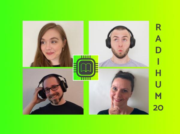 RaDiHum20 – das Radio für Digital Humanities ist da!