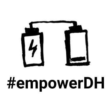 vDHd2021 bei RaDiHum20: Empowerment in den DH