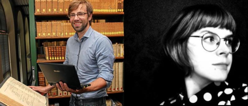 """Franziska Diehr und Timo Steyer bieten bei der #vDHd2021 einen Workshop mit dem Titel """"Pimp your Publication"""" an"""