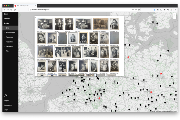 vDHd2021 bei RaDiHum20: Das digitale Menaka-Archiv