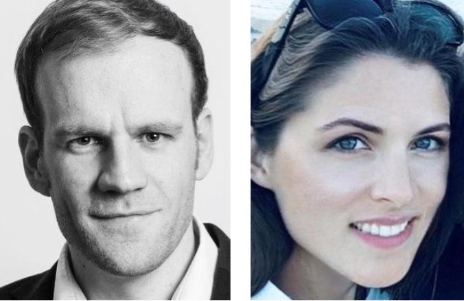 """Anna Busch und Dennis Mischke vom vDHd2021-Event """"Kulturdaten / Datenkulturen"""""""
